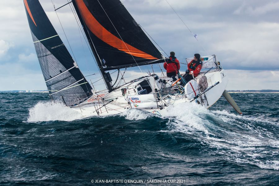 Saint Hilaire-Sardinha Cup : Costa-Harris, duo surprise !